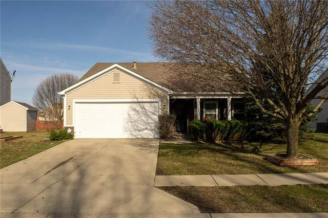 1205 Silver Ridge Lane, Brownsburg, IN 46112 (MLS #21773347) :: Ferris Property Group