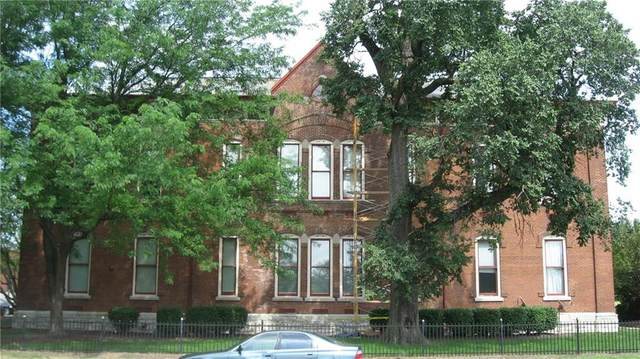 714 Buchanan #6, Indianapolis, IN 46203 (MLS #21773373) :: The Evelo Team