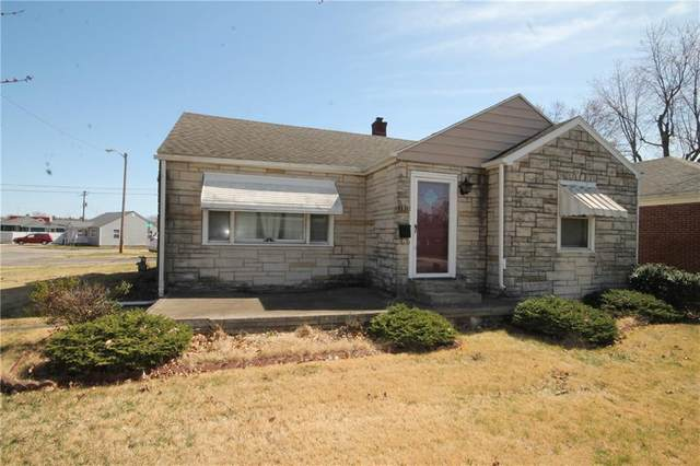 1915 Beam Road, Columbus, IN 47201 (MLS #21773377) :: Mike Price Realty Team - RE/MAX Centerstone