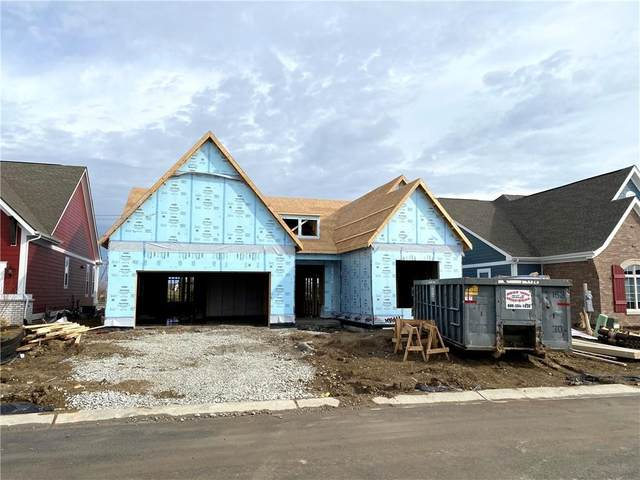 1510 Birchfield Drive, Westfield, IN 46074 (MLS #21773385) :: The Indy Property Source