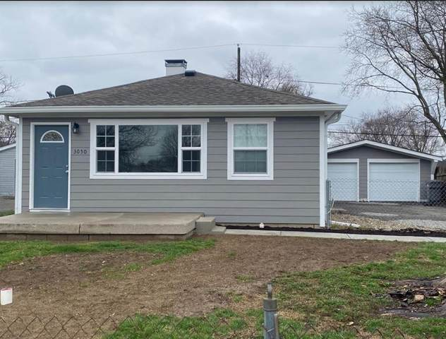 3050 Asbury Street, Indianapolis, IN 46237 (MLS #21773404) :: Mike Price Realty Team - RE/MAX Centerstone
