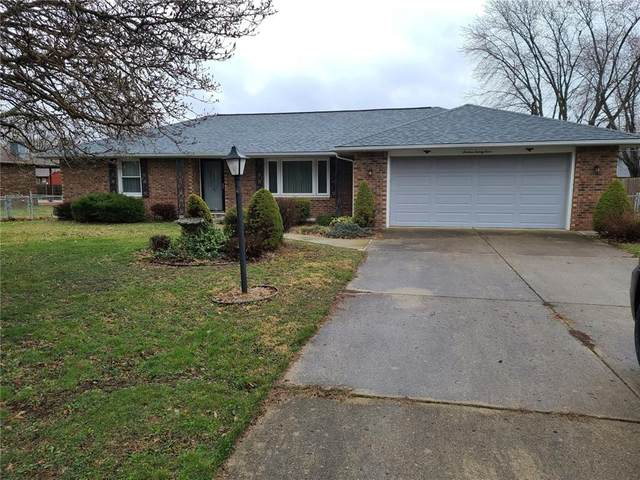 1624 E 44TH Street, Anderson, IN 46013 (MLS #21773455) :: Heard Real Estate Team | eXp Realty, LLC