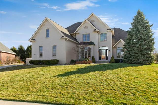 13423 Water Crest Drive, Fishers, IN 46038 (MLS #21773457) :: The Evelo Team