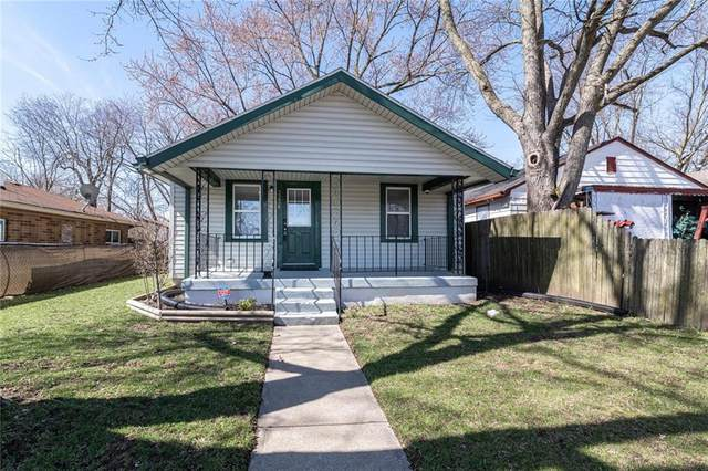 3236 S Holt Road, Indianapolis, IN 46221 (MLS #21773466) :: Heard Real Estate Team | eXp Realty, LLC