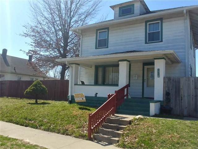 1514 Dawson Street, Indianapolis, IN 46203 (MLS #21773472) :: Richwine Elite Group