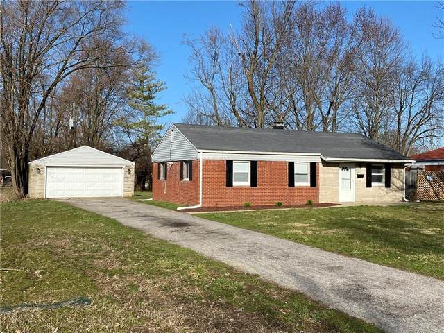 4402 N Audubon Road, Indianapolis, IN 46226 (MLS #21773474) :: Mike Price Realty Team - RE/MAX Centerstone