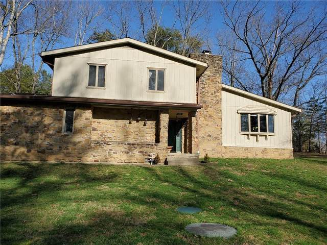 637 Highland Drive, Nashville, IN 47448 (MLS #21773485) :: AR/haus Group Realty