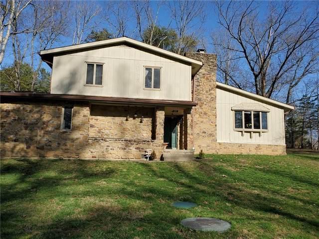 637 Highland Drive, Nashville, IN 47448 (MLS #21773485) :: Anthony Robinson & AMR Real Estate Group LLC