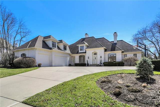 8976 Classic View Drive, Indianapolis, IN 46217 (MLS #21773491) :: Mike Price Realty Team - RE/MAX Centerstone