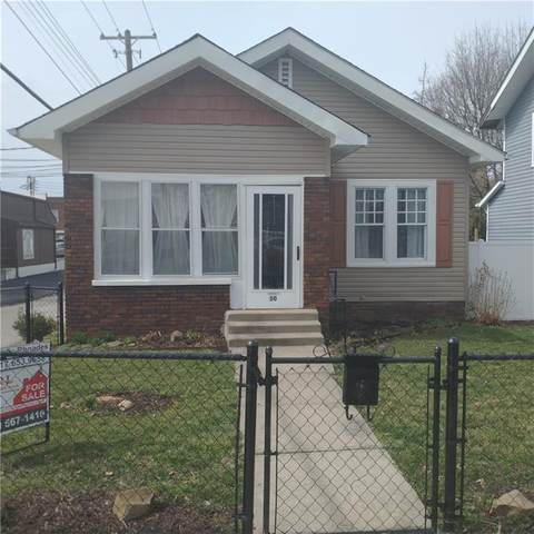 50 N 7th Avenue, Beech Grove, IN 46107 (MLS #21773498) :: Anthony Robinson & AMR Real Estate Group LLC