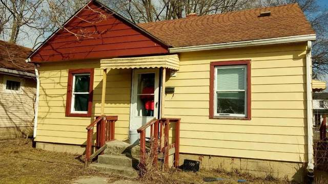 2029 N Harding Street, Indianapolis, IN 46202 (MLS #21773507) :: Pennington Realty Team