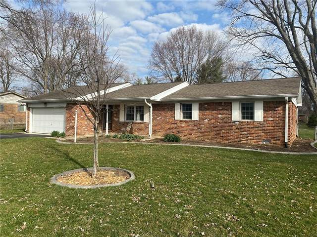 7894 Sharon Drive, Avon, IN 46123 (MLS #21773518) :: Mike Price Realty Team - RE/MAX Centerstone