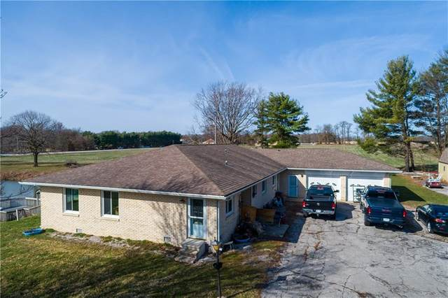 84 N County Road 450 W, Danville, IN 46122 (MLS #21773534) :: The Indy Property Source
