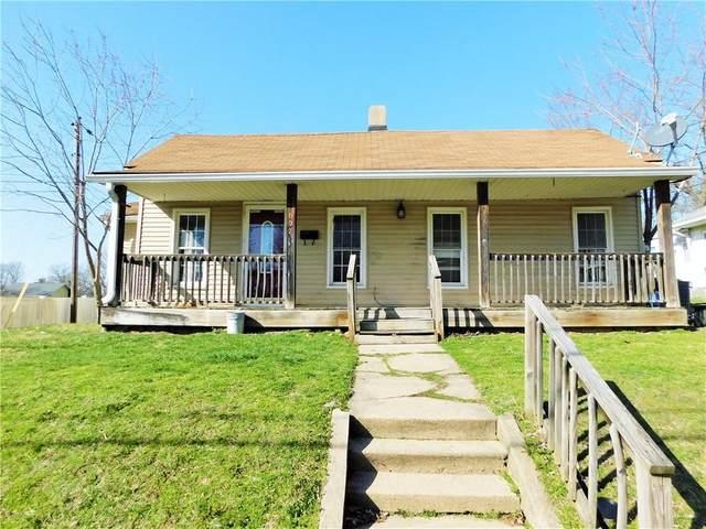 627 E Walnut Street, Greencastle, IN 46135 (MLS #21773540) :: Ferris Property Group