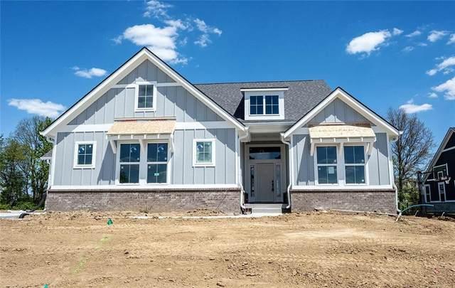 12770 Granite Ridge Circle, Fishers, IN 46038 (MLS #21773544) :: RE/MAX Legacy