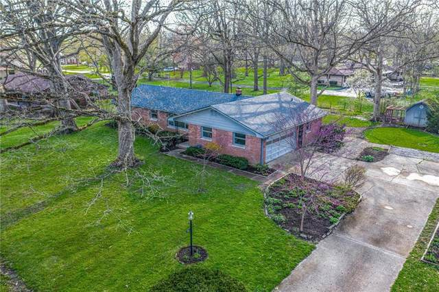 320 W Kirk Drive N N, Indianapolis, IN 46234 (MLS #21773567) :: Heard Real Estate Team | eXp Realty, LLC