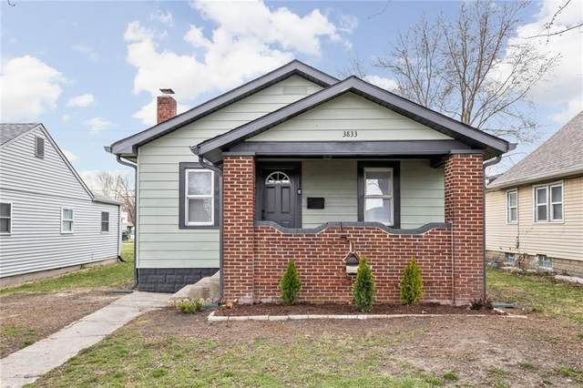 3833 E 11th Street, Indianapolis, IN 46201 (MLS #21773593) :: Mike Price Realty Team - RE/MAX Centerstone