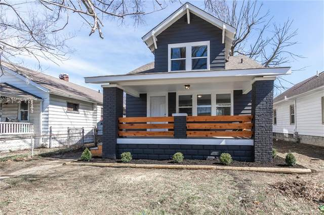 405 S Butler Avenue, Indianapolis, IN 46219 (MLS #21773613) :: The Indy Property Source