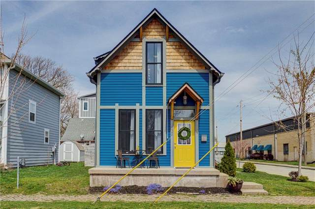 938 E 17TH Street, Indianapolis, IN 46202 (MLS #21773620) :: Heard Real Estate Team | eXp Realty, LLC