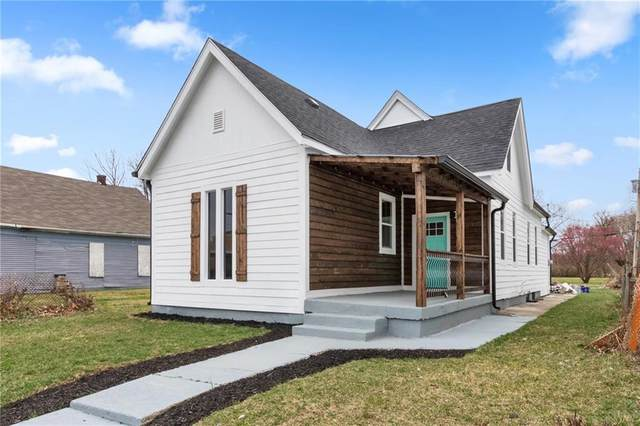 1811 N Arsenal Avenue, Indianapolis, IN 46218 (MLS #21773624) :: The Indy Property Source