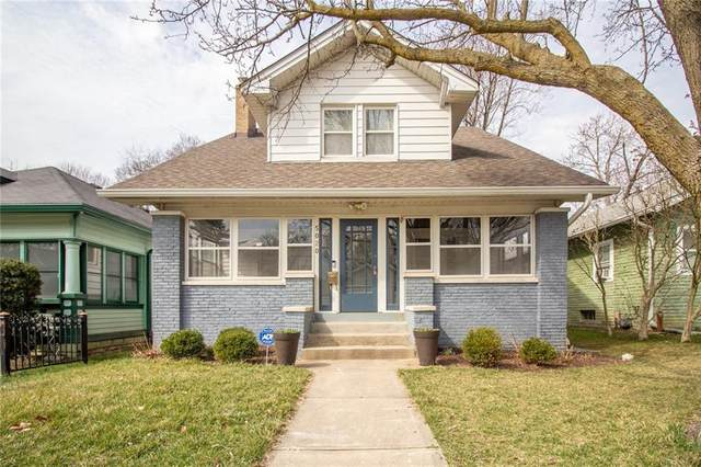 5020 Broadway Street, Indianapolis, IN 46205 (MLS #21773637) :: Richwine Elite Group