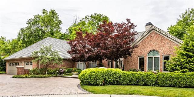 8506 Oakmont Lane, Indianapolis, IN 46260 (MLS #21773656) :: Ferris Property Group