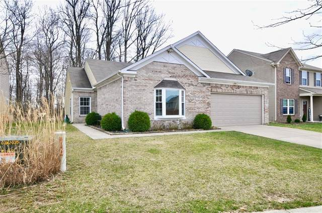 2948 Treehouse Pass, Greenwood, IN 46143 (MLS #21773690) :: Anthony Robinson & AMR Real Estate Group LLC