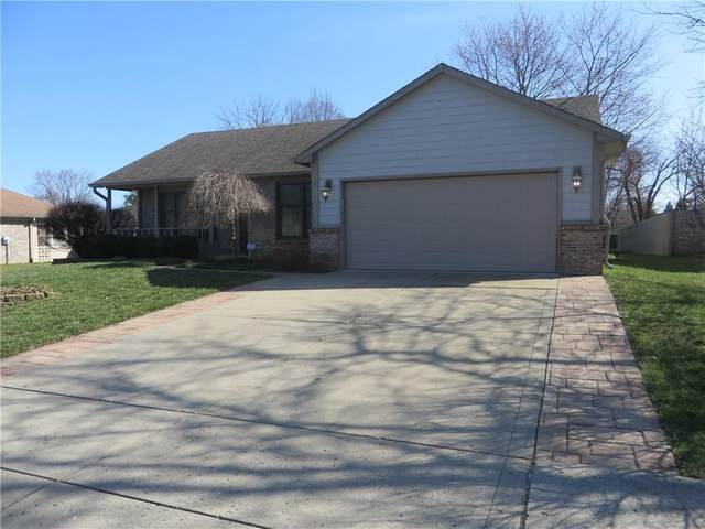 3343 Boxwood Drive, Indianapolis, IN 46227 (MLS #21773702) :: Mike Price Realty Team - RE/MAX Centerstone