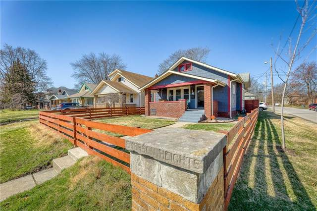 634 N Emerson Avenue, Indianapolis, IN 46219 (MLS #21773713) :: RE/MAX Legacy