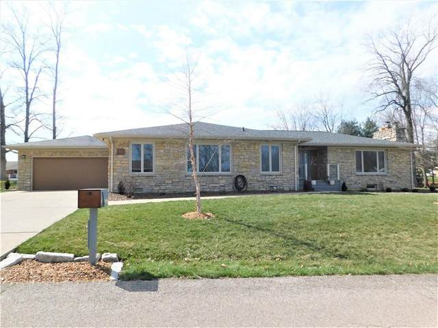 819 E Beechwood Lane, Greensburg, IN 47240 (MLS #21773732) :: Dean Wagner Realtors