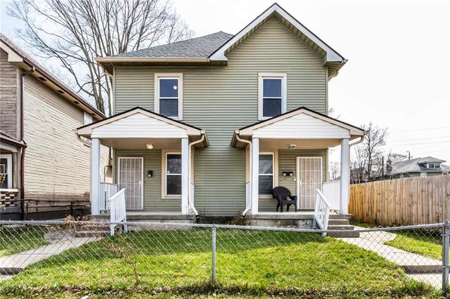 3513 N Capitol Avenue, Indianapolis, IN 46208 (MLS #21773733) :: The Indy Property Source