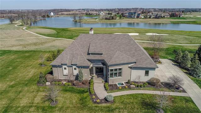 10534 Winghaven Drive, Noblesville, IN 46060 (MLS #21773738) :: Anthony Robinson & AMR Real Estate Group LLC