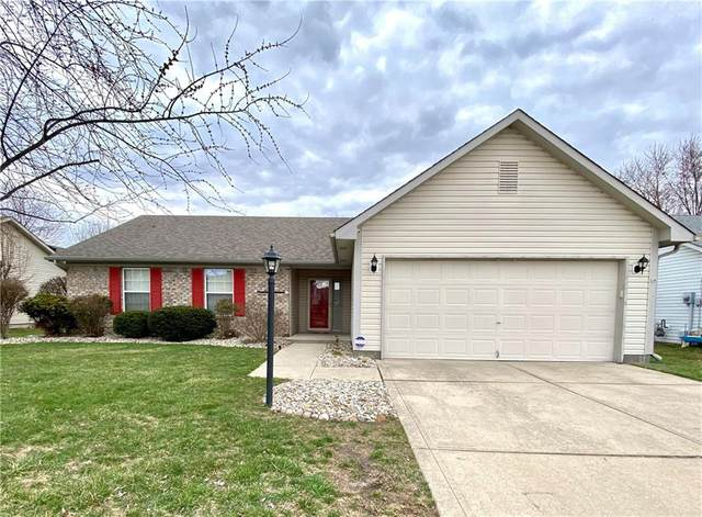 13017 Teesdale Court, Fishers, IN 46038 (MLS #21773750) :: Mike Price Realty Team - RE/MAX Centerstone