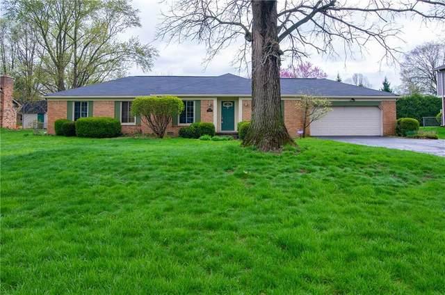 10907 Songbird Lane, Carmel, IN 46033 (MLS #21773788) :: Ferris Property Group
