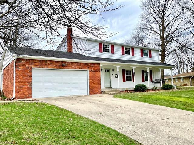 207 Narcissus Drive, Indianapolis, IN 46227 (MLS #21773812) :: Anthony Robinson & AMR Real Estate Group LLC