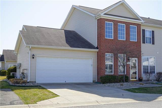9715 Blue Violet Drive, Noblesville, IN 46060 (MLS #21773827) :: The Evelo Team