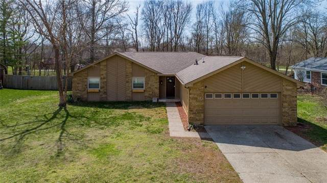 4313 Hazy Lane, Greenwood, IN 46142 (MLS #21773863) :: The Indy Property Source