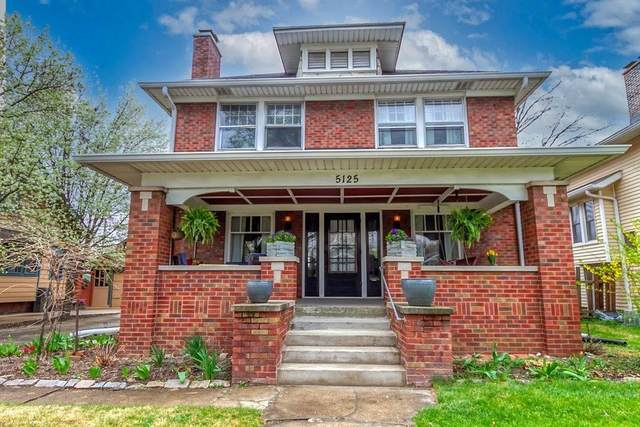 5125 E Maple Lane, Indianapolis, IN 46219 (MLS #21773864) :: Heard Real Estate Team | eXp Realty, LLC