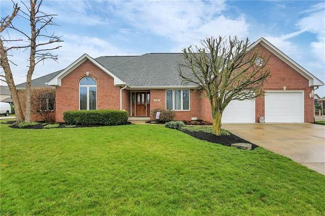 5159 N Brooks Bend, Greenwood, IN 46143 (MLS #21773880) :: The Indy Property Source
