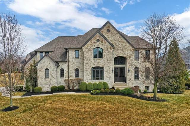 14243 Overbrook Drive, Carmel, IN 46074 (MLS #21773910) :: Heard Real Estate Team | eXp Realty, LLC
