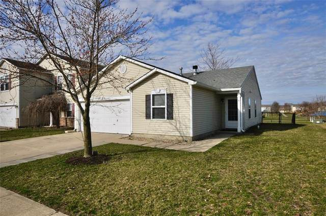 2202 Summer Breeze Way, Greenwood, IN 46143 (MLS #21773921) :: The Indy Property Source