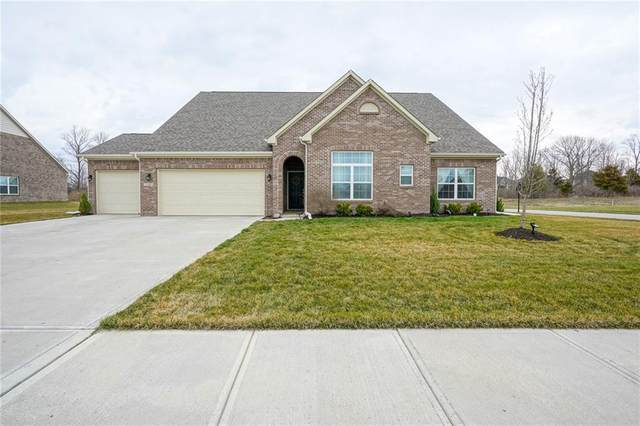 3640 Danbury Lane, Bargersville, IN 46106 (MLS #21773930) :: Heard Real Estate Team | eXp Realty, LLC