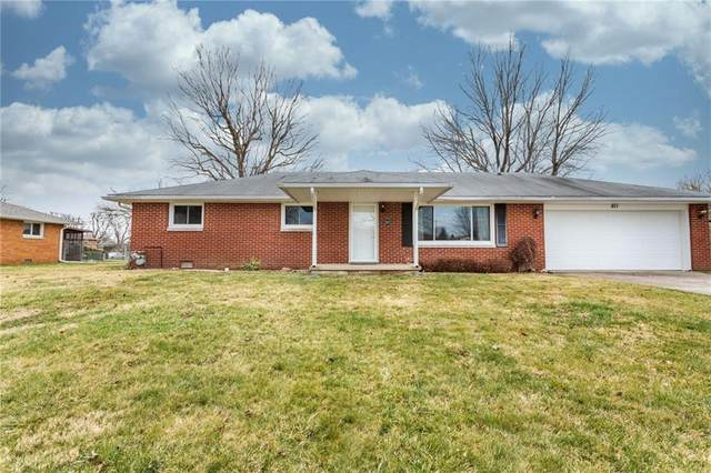 811 Mary Knoll Road, Alexandria, IN 46001 (MLS #21773941) :: The ORR Home Selling Team