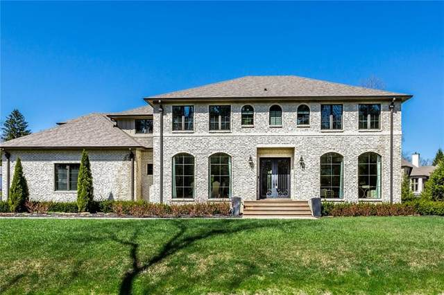 660 Kessler Boulevard West Drive, Indianapolis, IN 46228 (MLS #21773948) :: The Evelo Team