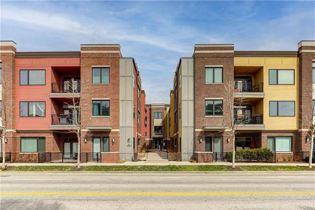 622 E 10th Street #205, Indianapolis, IN 46202 (MLS #21773964) :: The Indy Property Source