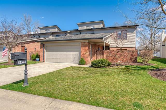 8419 Overlook Parkway, Indianapolis, IN 46260 (MLS #21773968) :: Anthony Robinson & AMR Real Estate Group LLC
