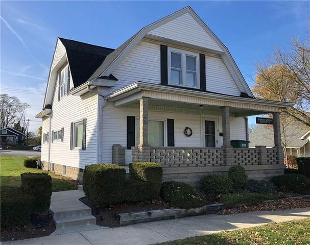 94 N Jefferson Street, Danville, IN 46122 (MLS #21773987) :: The Indy Property Source