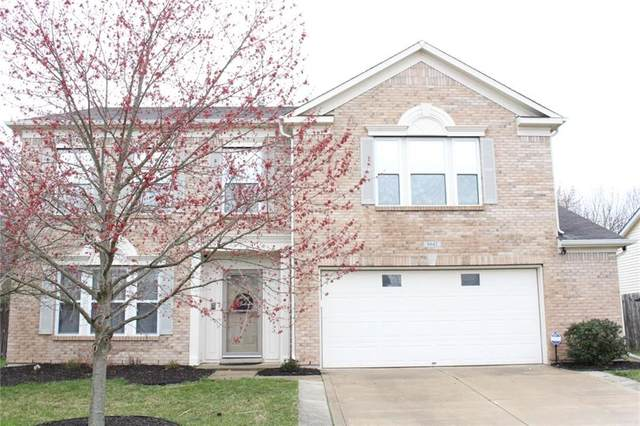 6642 Westland Drive, Brownsburg, IN 46112 (MLS #21773989) :: Heard Real Estate Team | eXp Realty, LLC