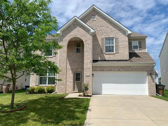1945 Lakecrest Drive, Columbus, IN 47201 (MLS #21774024) :: The Indy Property Source