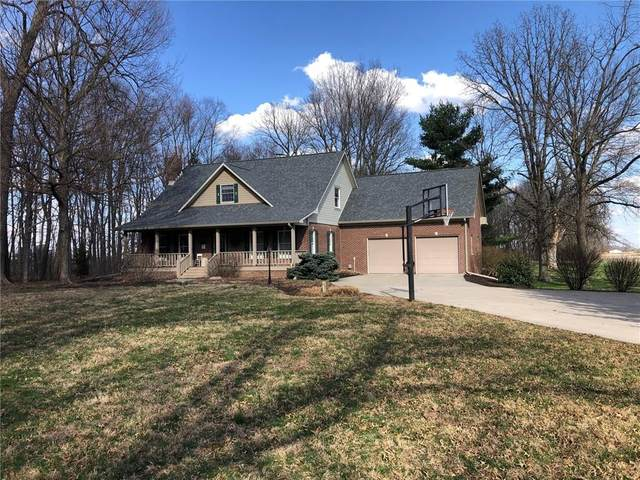 8947 N County Road 150 E, Pittsboro, IN 46167 (MLS #21774043) :: Mike Price Realty Team - RE/MAX Centerstone